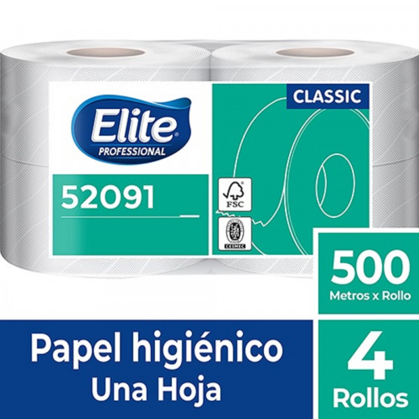 PAPEL ELITE 500 METROS 1X4